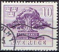SWEDEN  #  STAMPS FROM 1945 STAMPWORLD 318Cv - Suède