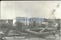 84086 PARAGUAY ASUNCION VISTA PARCIAL & BANK BANCO POSTAL POSTCARD - Paraguay