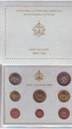 1 Cent D' Euro 2005 Siège Vacant Sede Vacante Issue Du Coffret BU KMS VATICAN Vatikan Vaticano Vatikaan - Vatican