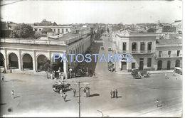 84088 PARAGUAY ASUNCION VISTA PARCIAL & CALLE STREET POSTAL POSTCARD - Paraguay