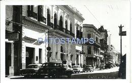 84094 PARAGUAY ASUNCION STREET CALLE PALMA POSTAL POSTCARD - Paraguay