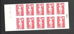 Carnet Marianne De Briat  YT N° 2720 C2 Livraison Gratuite - Freimarke