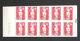 Carnet Marianne De Briat  YT N° 2720 C1 Livraison Gratuite - Freimarke