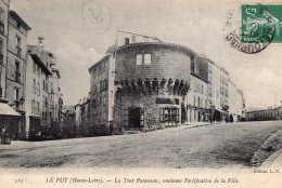 B42762 Le Puy, La Tour Pannessac - France