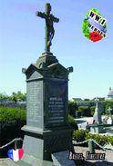 Carte Postale, Militaria, Monuments, World War I Monuments, France (Finistère), Brélès - War Memorials