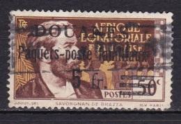 AEF  Douane N°1 Obl - A.E.F. (1936-1958)