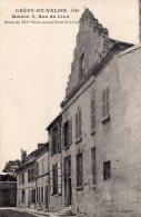 B43027 Crépy En Valois, Maison Rue Du Lion - Sin Clasificación