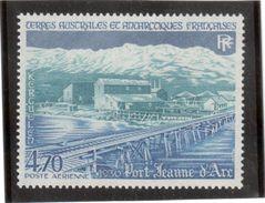 M2 - TAAF PA80** De 1984.  Port Jeanne D' Arc Kerguelen. - Terres Australes Et Antarctiques Françaises (TAAF)