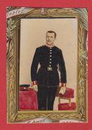 Photo  --  Soldat Allemand  - 1895 - Guerre, Militaire