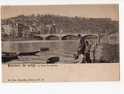 NELS - Série 34 N° 15 - LIEGE - Le Pont Des Arches - Belgique
