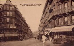 PARIS 9EME : Rue De Maubeuge - District 09