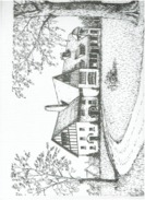 Assche - Waalborre Pentekening  Terry Marcel - Asse