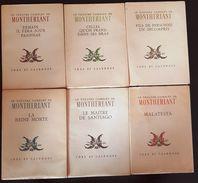 MONTHERLANT: Théâtre Complet. 6 Volumes.Tirage Limite Et Numéroté. Editions IDES ET CALENDES Voir Les Scans, Description - Auteurs Français