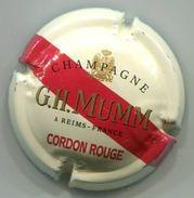 CJ-CAPSULE-CHAMPAGNE MUMM G.H. N°134 - Mumm GH