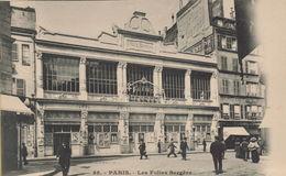 PARIS 9EME : Les Folies Bergère - District 09