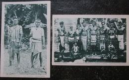 Vanuatu Nouvelles Hebride Lot 2 Cpa Natives Types Indigenes Oceanie Vanuatu - Vanuatu