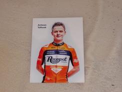 Antwan Tolhoek - Roompot Oranje Peloton - 2016 - Ciclismo