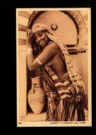 B5374 ETHNICS AFRICA - TUNISIAN WOMAN (REPRODUCTION) - Africa