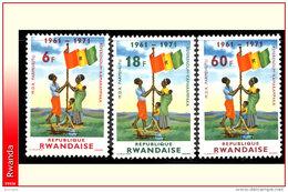 Rwanda 0461/63*  Referendum  H - Rwanda