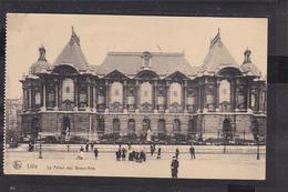 C27  /     Lille Palais Beaux Arts / Feldpost 1916 - Gronau - Belgium
