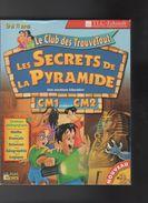 LE CLUB DES TROUVETOUT - LES SECRETS DE LA PYRAMIDE - UNE AVENTURE EDUCATIVE CM1 ET DEBUT DE CM2 - 9 A 11 ANS  WINDOWS - PC-Games
