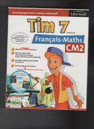 TIM 7 FRANCAIS-MATHS CM2 - UBI SOFT - 2 CD-ROM PC - AIDE SCOLAIRE - PC-Games