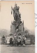 Militaria : METZ ( Maréchal Ney ) - Monumenti Ai Caduti