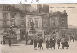 Militaria : Metz (  Monument  Fabert ) - Monumenti Ai Caduti