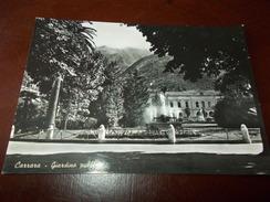 B672  Carrara Giardino Pubblico Viaggiata - Carrara