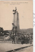 Militaria : BAR-le-DUC (  Monument Des Enfants De La Meuse .... ) - Monumenti Ai Caduti