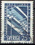 SWEDEN  #  STAMPS FROM 1953 STAMPWORLD 387Co - Sweden