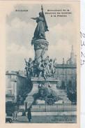 Militaria : AVIGNON  (  Monument De La Réunion Du Comtat à La France ) - Monumenti Ai Caduti