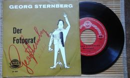 Georg Sternberg: Der Fotograf - Vinyl-Schallplatten