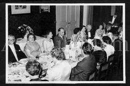 Photo Ancien / Foto / Wedding / Mariage / Marguerite Calff & Rudy Sanders / Antwerpen / 1957 / Size: 12.50 X 8.50 Cm. - Personnes Identifiées