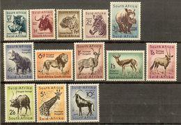 AFRIQUE DU SUD N°201/214** (sauf N°206) - COTE 64.50 € - South Africa (1961-...)