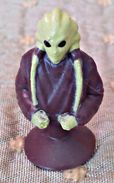 Figurine Micropopz Leclerc - Star Wars, Kit Fisto - Power Of The Force