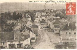 Saulx Vue Generale Coté Ouest - France