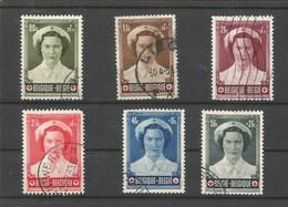 OCB  913 ==> 917 Gestempeld - Used Stamps