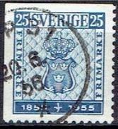 SWEDEN  #  STAMPS FROM 1955 STAMPWORLD 404Cvo - Sweden