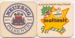 #D183-174 Viltje Neufang Bier - Sous-bocks