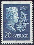 SWEDEN  #  STAMPS FROM 1955 STAMPWORLD 413Co - Sweden