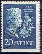 SWEDEN  #  STAMPS FROM 1955 STAMPWORLD 413Cn - Sweden