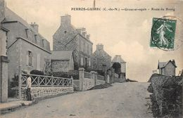 PERROS GUIREC - Groaz Ar Squin -  Route Du Bourg - Perros-Guirec