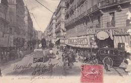 13 / MARSEILLE / LA RUE COLBERT / LL 51 - Marseilles