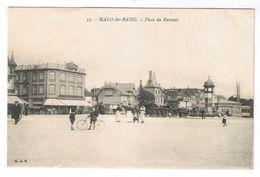 MALO LES BAINS  PLACE DU KURSAAL - Malo Les Bains