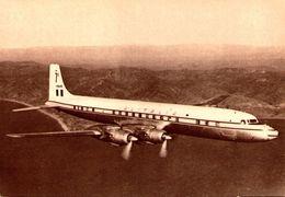 Douglas DC-7C - 1946-....: Moderne