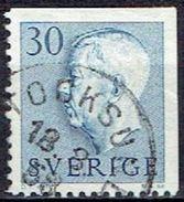 SWEDEN  #  STAMPS FROM 1957 STAMPWORLD 429Coh - Sweden