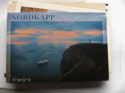 Noorwegen Norway Norge Nordkapp North Cape - Noorwegen