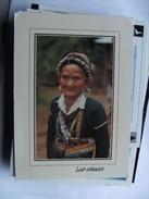 Laos Phongsaly Khmu Ou Woman - Laos