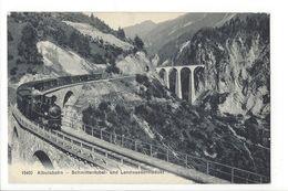 18904 - Albulabahn Schmittentobel Und Landwasserviadukt - GR Grisons